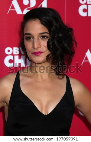 """LOS ANGELES - JUN 5:  Jenny Slate at the """"Obvious Child"""" LA Screening at ArcLight Hollywood Theaters on June 5, 2014 in Los Angeles, CA - stock photo"""