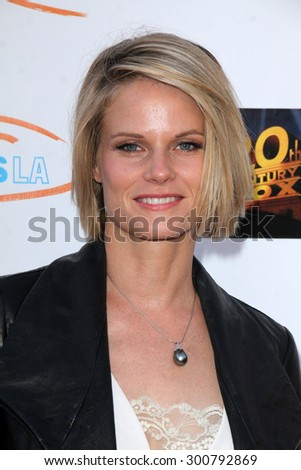 LOS ANGELES - JUN 6:  Joelle Carter at the Lupus LA Orange Ball  at the Fox Studios on June 6, 2015 in Century City, CA