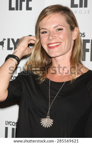 LOS ANGELES - JUN 8:  Lauren Shaw at the LA Launch Of LYCOS Life at the Banned From TV Jam Space on June 8, 2015 in North Hollywood, CA