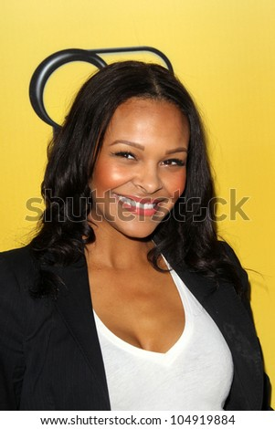 "LOS ANGELES - JUN 5:  Samantha Mumba arriving at the Premiere Of Disney Channel's .""Let It Shine"" at DGA Theater on June 5, 2012 in Los Angeles, CA"