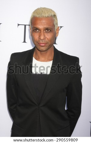 """LOS ANGELES - JUN 24:  Tony Kanal at the """"Unity"""" Documentary World Premeire at the Director's Guild of America on June 24, 2015 in Los Angeles, CA - stock photo"""