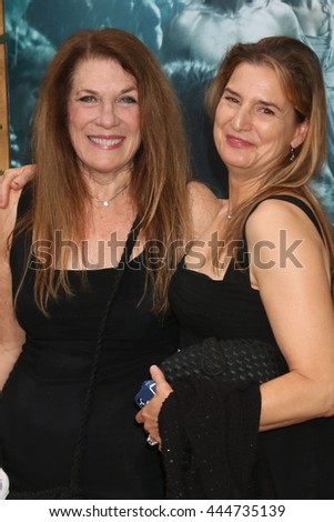 LOS ANGELES - JUN 27:  Wendy Riche, Wendy Jacobs-Riche at The Legend Of Tarzan Premiere at the Dolby Theater on June 27, 2016 in Los Angeles, CA - stock photo