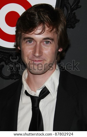 LOS ANGELES - JUNE 1: Ryan Eggold at the Target & Converse Party at the Lot on June 1, 2008 in Los Angeles, California