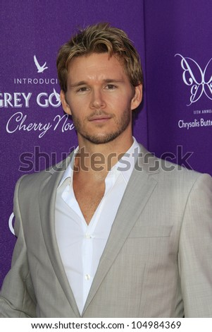 LOS ANGELES - JUNE 9: Ryan Kwanten at the 11th Annual Chrysalis Butterfly Ball held at a private residence on June 9, 2012 in Los Angeles, California
