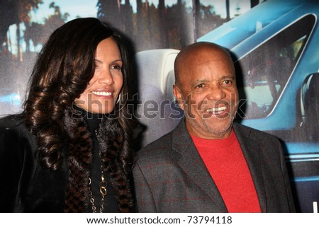 "LOS ANGELES - MAR 22:  Berry Gordy arrives at the HBO's ""His Way"" Los Angeles Premiere at Paramount Theater on March 22, 2011 in Los Angeles, CA"