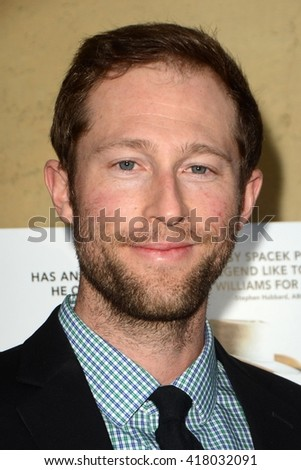 LOS ANGELES - MAR 22:  Casey Bond at the I Saw the Light LA Premiere at the Egyptian Theatre on March 22, 2016 in Los Angeles, CA - stock photo