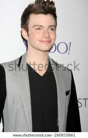 "LOS ANGELES - MAR 13:  Chris Colfer at the PaleyFEST LA 2015 - ""Glee"" at the Dolby Theater on March 13, 2015 in Los Angeles, CA"