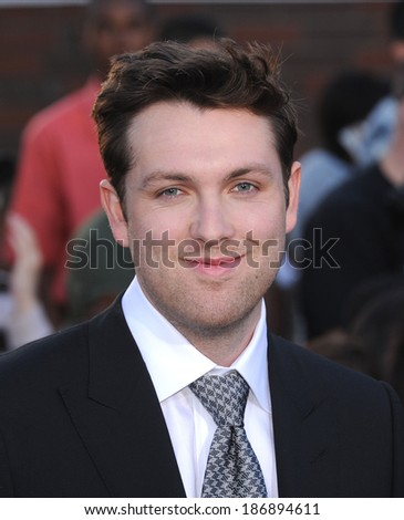 LOS ANGELES - MAR 18:  Christian Madsen arrives to the 'Divergent' Los Angeles Premiere  on March 18, 2014 in Westwood, CA
