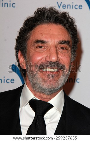 LOS ANGELES - MAR 9:  Chuck Lorre at the 2015 Silver Circle Gala at the Beverly Wilshire Hotel on March 9, 2015 in Beverly Hills, CA - stock photo