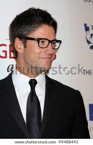 LOS ANGELES - MAR 24:  James Scott arrives at  the 2012 Genesis Awards at the Beverly Hilton Hotel on March 24, 2012 in Beverly Hills, CA