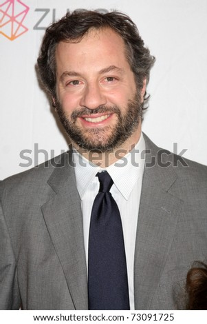 "LOS ANGELES - MAR 12:  Judd Apatow arrives at the ""Freaks & Geeks, Undeclared"" PaleyFest 2011 at Saban Theatre on March 12, 2011 in Beverly Hills, CA - stock photo"