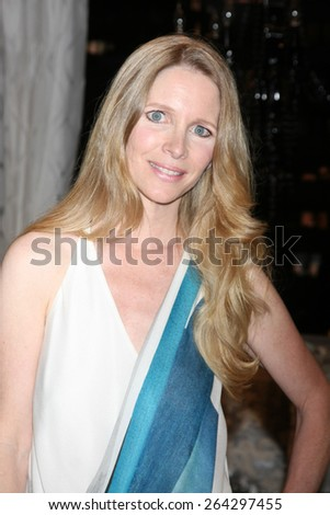 LOS ANGELES - MAR 26:  Lauralee Bell at the Young & Restless 42nd Anniversary Celebration at the CBS Television City on March 26, 2015 in Los Angeles, CA - stock photo
