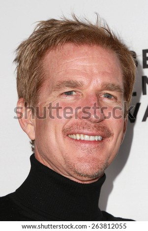 LOS ANGELES - MAR 23:  Matthew Modine at the 2015 Tribeca Film Festival Official Kick-off Party at the The Standard on March 23, 2015 in West Hollywood, CA - stock photo