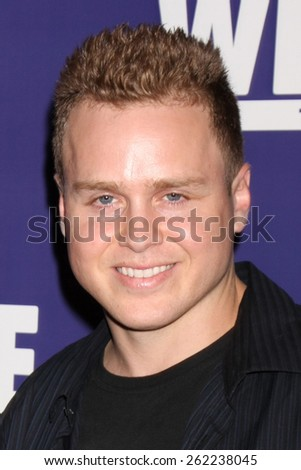 "LOS ANGELES - MAR 19:  Spencer Pratt at the WE tv Presents ""The Evolution of Realationship Reality Shows"" at the Paley Center For Media on March 19, 2015 in Beverly Hills, CA"