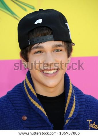 Austin Mahone Kid Pictures