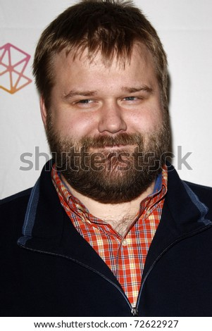 LOS ANGELES - MARCH 4: Robert Kirkman arrives at the The Walking Dead PaleyFest2011 Event at Saban Theater on March 4, 2011 in Los Angeles, CA