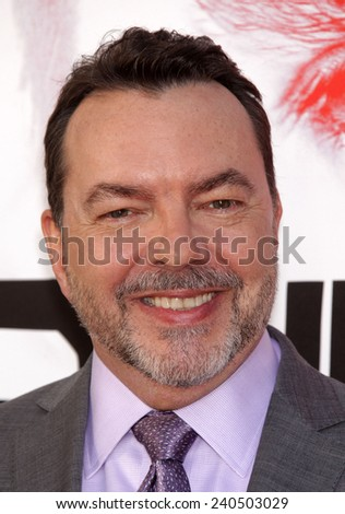 """LOS ANGELES - MAY 30:  ALAN BALL arrives to """"True Blood"""" Season 5 Premiere  on May 30, 2012 in Hollywood, CA                 - stock photo"""