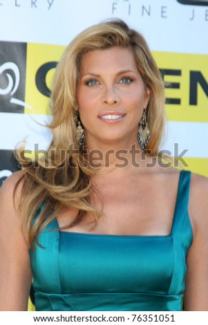 "LOS ANGELES - MAY 1:  Candis Cayne arriving at the ""Women Who GLSEN"" Event  at Hollywood Walk of Fame on May 1, 2011 in Los Angeles, CA"