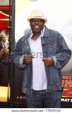 LOS ANGELES - MAY 22:  Cedric The Entertainer at the premiere of Kung Fu Panda 2 at the Grauman's Chinese Theater in Los Angeles, California on May 22, 2011.