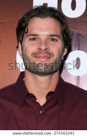 "LOS ANGELES - MAY 3:  Chris Dowling at the ""Where Hope Grows"" Los Angeles Premiere at the ArcLight Hollywood Theaters on May 3, 2015 in Los Angeles, CA - stock photo"