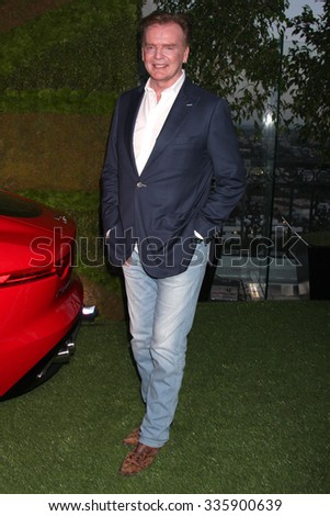 """LOS ANGELES - MAY 2:  Christopher Guy at the Jaguar North America and Britweek Present """"A Villainous Affair"""" at London Hotel on May 2, 2014 in West Hollywood, CA - stock photo"""