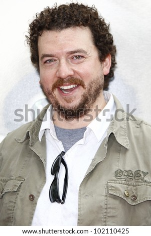 LOS ANGELES - MAY 22:  Danny McBride at the premiere of Kung Fu Panda 2 at the Grauman's Chinese Theater in Los Angeles, California on May 22, 2011. - stock photo