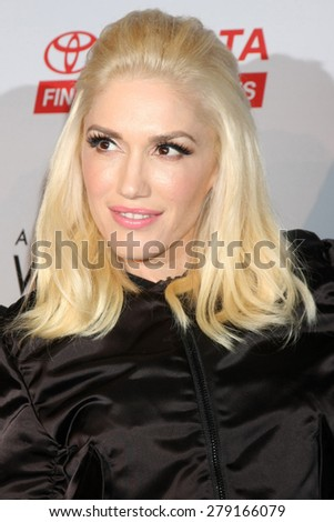 """LOS ANGELES - MAY 16:  Gwen Stefani at the """"An Evening with Women"""" Benefitting LA LGBT Center at the Palladium on May 16, 2015 in Los Angeles, CA - stock photo"""
