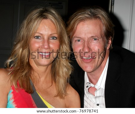 LOS ANGELES - MAY 6:  Jack Wagner, Heather Locklear at the a private party at Marriott Hotel & Spa on May 6, 2011 in Newport Beach, CA