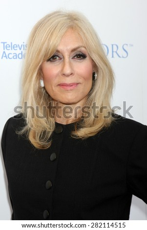 LOS ANGELES - MAY 27:  Judith Light at the 8th Annual Television Academy Honors - Arrivals at the Montage Hotel on May 27, 2015 in Beverly Hills, CA - stock photo