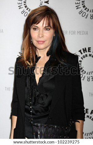 "LOS ANGELES - MAY 9:  Lauren Koslow arrives at the ""An Evening with DAYS OF OUR LIVES.""  at Paley Center For Media on May 9, 2012 in Beverly Hills, CA"