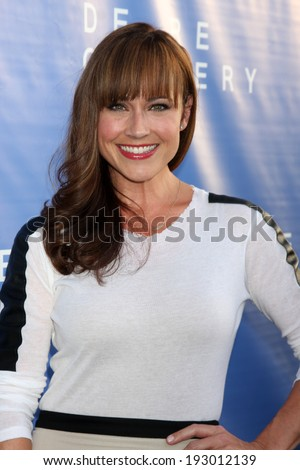 LOS ANGELES - MAY 15:  Nikki DeLoach at the De Re Gallery Opening at De Re Gallery on May 15, 2014 in West Hollywood, CA