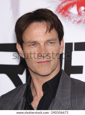 """LOS ANGELES - MAY 30:  STEPHEN MOYER arrives to """"True Blood"""" Season 5 Premiere  on May 30, 2012 in Hollywood, CA                 - stock photo"""