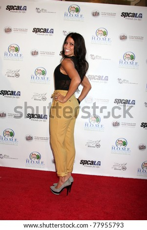 LOS ANGELES - MAY 24:  Valery Ortiz. arriving at the Celebrity Casino Royale Event at Avalon on May 24, 2011 in Los Angeles, CA