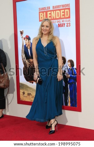 "LOS ANGELES - MAY 21:  Wendi McLendon-Covey at the ""Blended"" Premiere at TCL Chinese Theater on May 21, 2014 in Los Angeles, CA"