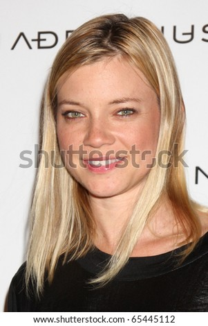 "LOS ANGELES - NOV 18:  Amy Smart arrives at the ""In Add Minus"" LA Store Launch Party at 5900 Wishire Blvd on November 18, 2010 in Los Angeles, CA"