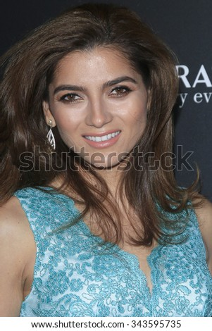 """LOS ANGELES - NOV 17:  Blanca Blanco at the """"Youth"""" LA Premiere at the Directors Guild of America on November 17, 2015 in Los Angeles, CA - stock photo"""