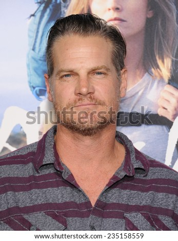"""LOS ANGELES - NOV 19:  Brian Van Holt arrives to the """"Wild"""" Los Angeles Premiere on November 19, 2014 in Beverly Hills, CA                 - stock photo"""