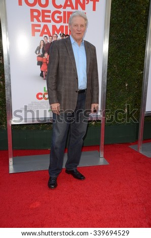"LOS ANGELES - NOV 12:  Bruce Boxleitner at the ""Love the Coopers"" Los Angeles Premiere at the The Grove on November 12, 2015 in Los Angeles, CA - stock photo"