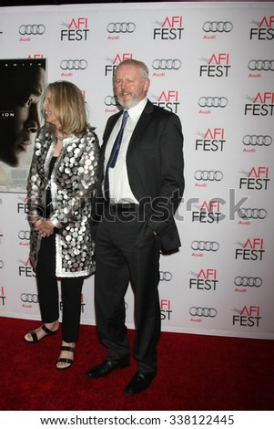 "LOS ANGELES - NOV 10:  David Morse at the AFI Fest 2015 Presented by Audi - ""Concussion"" Premiere at the TCL Chinese Theater on November 10, 2015 in Los Angeles, CA"