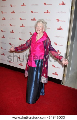 LOS ANGELES - NOV 11:  Eve Branson arrives at the Rock the Kabash Gala 2010 at Dorothy Chandler Pavilion  on November 11, 2010 in Los Angeles, CA - stock photo