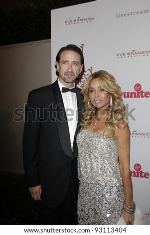 LOS ANGELES - NOV 16: Faye Resnick at the 5th annual 'Rock the Kasbah' in support of Virgin Unite and the Eve Branson Foundation on November 16, 2011 in Los Angeles, California