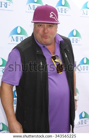 LOS ANGELES   NOV 10: Gary Valentine At The Third Annual Celebrity Golf  Classic To