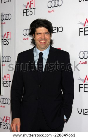 "LOS ANGELES - NOV 6:  J.C. Chandor at the AFI FEST 2014 Screening Of ""A Most Violent Year"" at the Dolby Theater on November 6, 2014 in Los Angeles, CA"