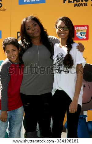 "LOS ANGELES - NOV 1:  Shar Jackson at the ""The Peanuts Movie"" Los Angeles Premiere at the Village Theater on November 1, 2015 in Westwood, CA"