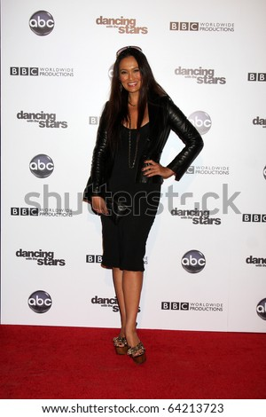 LOS ANGELES - NOV 1:  Tia Carrere arrives at the Dancing With The Stars 200th Show Party at Boulevard3 on November 1, 2010 in Los Angeles, CA
