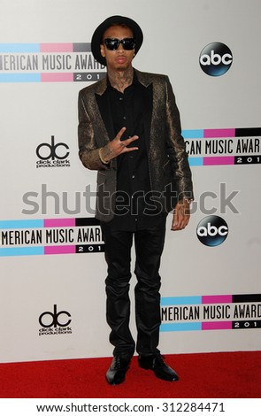 LOS ANGELES - NOV 24:  Tyga arrives at the 2013 American Music Awards Arrivals  on November 24, 2013 in Los Angeles, CA