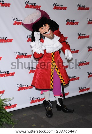 """LOS ANGELES - OCT 18:  Atmosphere arrives to the """"Jake and the Never Land Pirates: Battle for the Book"""" Los Angeles Premiere on October 18, 2014 in Burbank, CA                 - stock photo"""