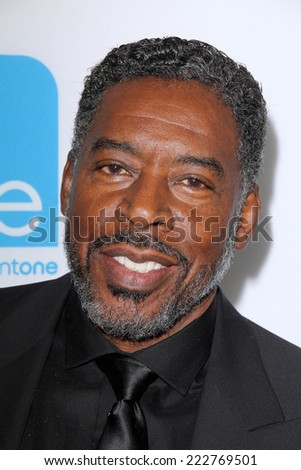 "LOS ANGELES - OCT 8:  Ernie Hudson at the ""You're Not You"" L.A. Premiere at Landmark Theater on October 8, 2014 in Los Angeles, CA - stock photo"