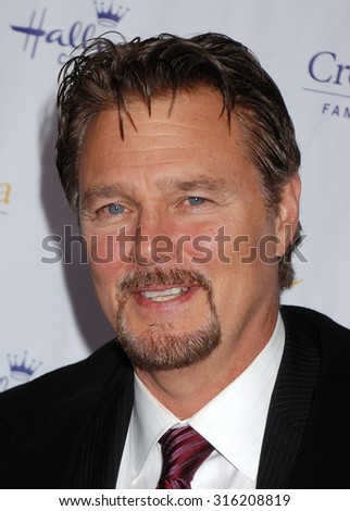 LOS ANGELES - OCT 4:  Greg Evigan  arrives at the Hallmark Channel Winter 2013 Press Gala  on January 4, 2013 in Pasadena, CA