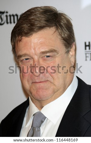 LOS ANGELES - OCT 22:  John Goodman arrives at  the 2012 Hollywood Film Festival Gala at Beverly Hilton Hotel on October 22, 2012 in Beverly Hills, CA